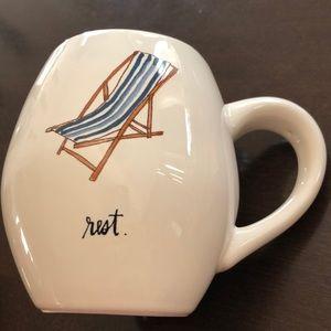 Rae Dunn rest mug